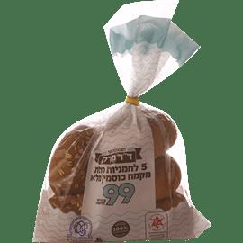 לחמניות קלות קמח כוסמין