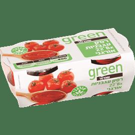 רסק עגבניות אורגני גרין
