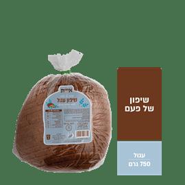 לחם שיפון עגול