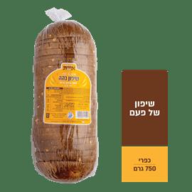 לחם שיפון כהה