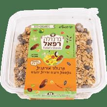 גרנולה אגוז זרעים פירות