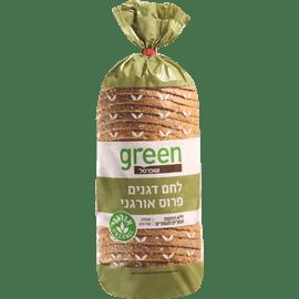 לחם דגנים אורגני גרין