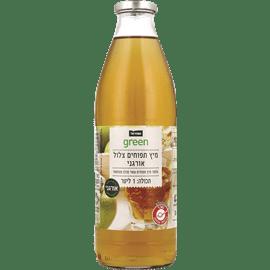 מיץ תפוחים אורגני גרין