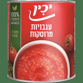 עגבניות מרוסקות יכין