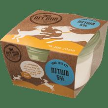 גבינה מעודנת 5%