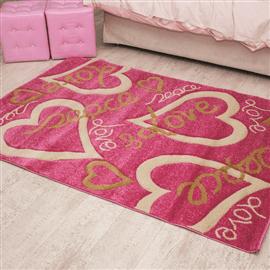שטיח לבבות גדול