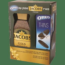 קפה ג'קובס גולד+אוראו
