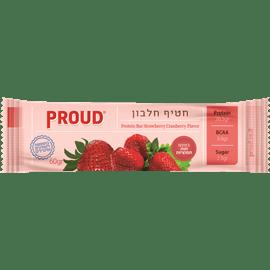 פראוד חטיף תות חמוציות