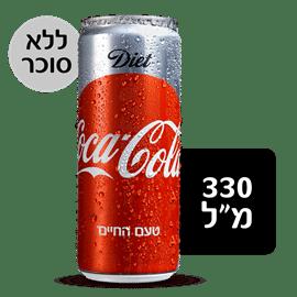 סליק קוקה קולה דיאט