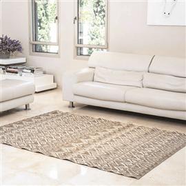 שטיח סלון אינדי משולשים