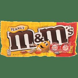 עדשי שוקולד מ&מ'ס בוטנים