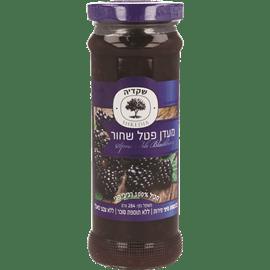 מעדן פטל שחור 100%פרי