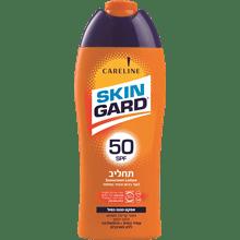 תחליב הגנה SPF50