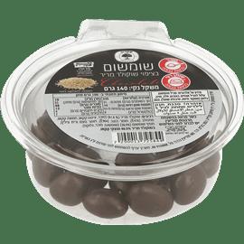 שומשום בשוקולד מריר
