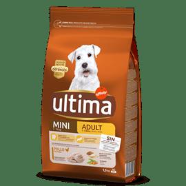 אולטימה לכלבים גזע קטן