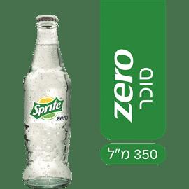 ספרייט ZERO קלאסי בקבוק