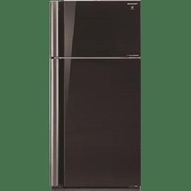 מקרר 2 דלתות 550ל שחור