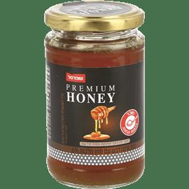דבש עם מזון מלכות