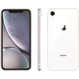 iPhone XR 128GB לבן