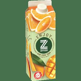 תפוזינה enjoy תפוז מנגו