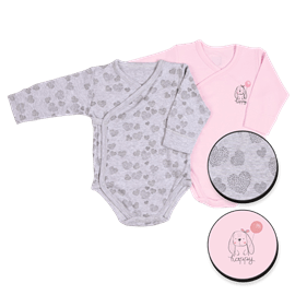 בגדי גוף מעטפת חיות3-6