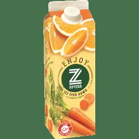 תפוזינה enjoy תפוז וגזר