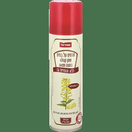 תרסיס שמן בטעם חמאה