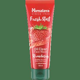 סבון פנים תותFresh Start