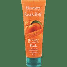 סבון פנים אפרסק