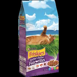 פריסקיז יבש מעדני החתול