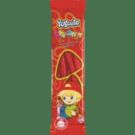 יוגטה חמוץ מקלות תות שדה