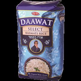 אורז בסמטי מובחר דווט