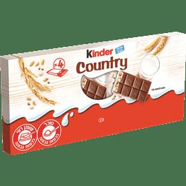 קינדר שוקולד עם דגנים