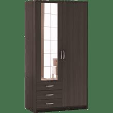 ארון 2 דלתות+מראה מרס