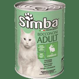 סימבה חתול שימור ארנב