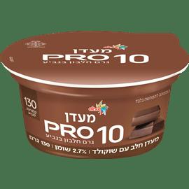 מעדן פרו שוקולד עם חלבון