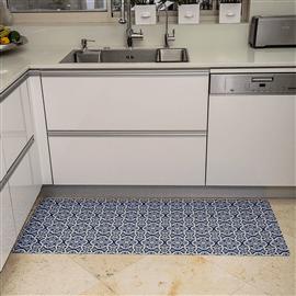 שטיח PVC למטבח - אריחים