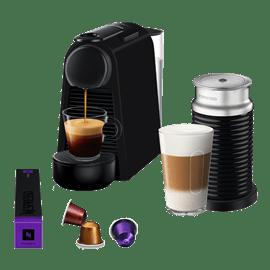 מכונת קפה+מקציף Essenza