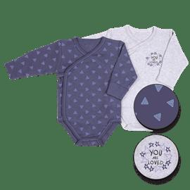 בגדי גוף מעטפת כוכבי0-3