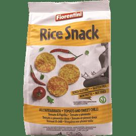 פרכיות אורז מיני ארביאטה