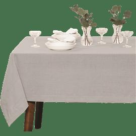 מפת שולחן דמוי פשתן