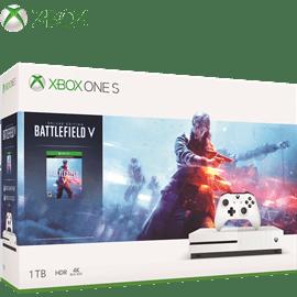 Microsoft Xbox One S לבן