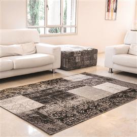 שטיח סטאר טלאים אפור