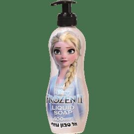 דיסני אל סבון פרוזן