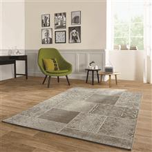 שטיח סטאר טלאים בז אפור