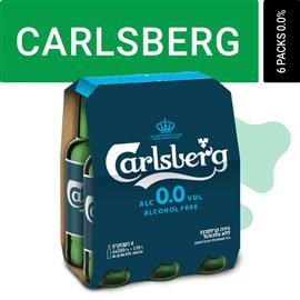 בירה קרלסברג 0% אלכוהול
