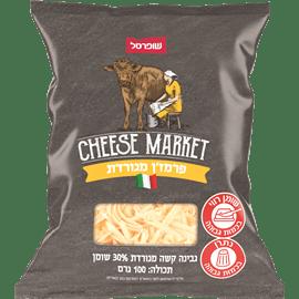 גבינת פרמזן 30% מגורדת