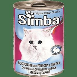 סימבה חתול שימור פניניות
