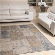 שטיח פאטץ צהוב