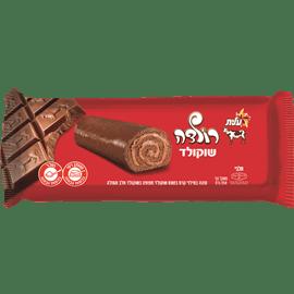 רולדת שוקולד מצופה